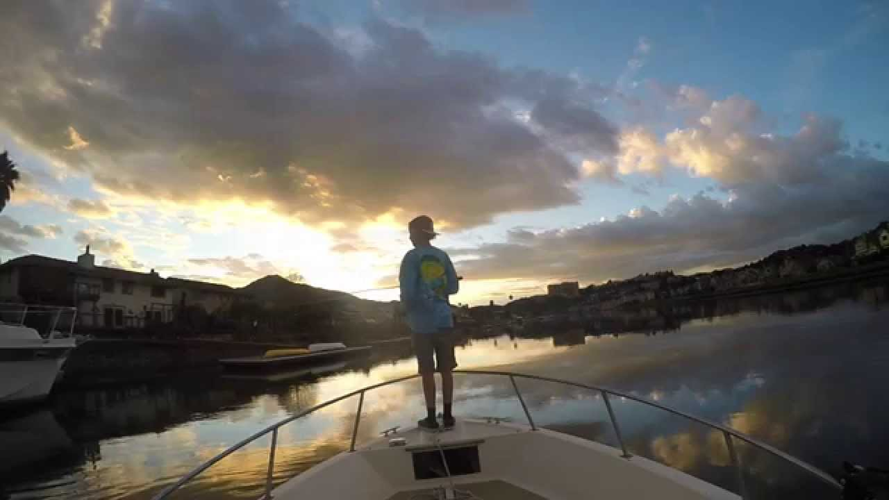 Surreal evening of striped bass fishing san francisco bay for San francisco bay fishing