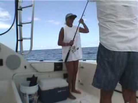 Reef Fishing in Abaco