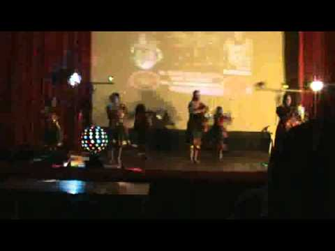 bollywood folk dance  by THE BEATS DANCE COMPANY (parasuram).mp4 rangeelo maro dholna
