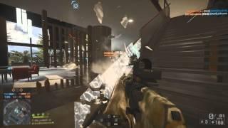 Battlefield 4 :: BF4 - AS VAL Gun Review - Second Assault DLC PDW