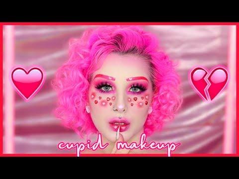 maquillage-cupidon-💘-|-st-valentin-2019