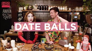 DATE BALLS W/ ERIC SEE OF THE AWKWARD SCONE CAFE // CIAO DOWNTOWN S2 EP3