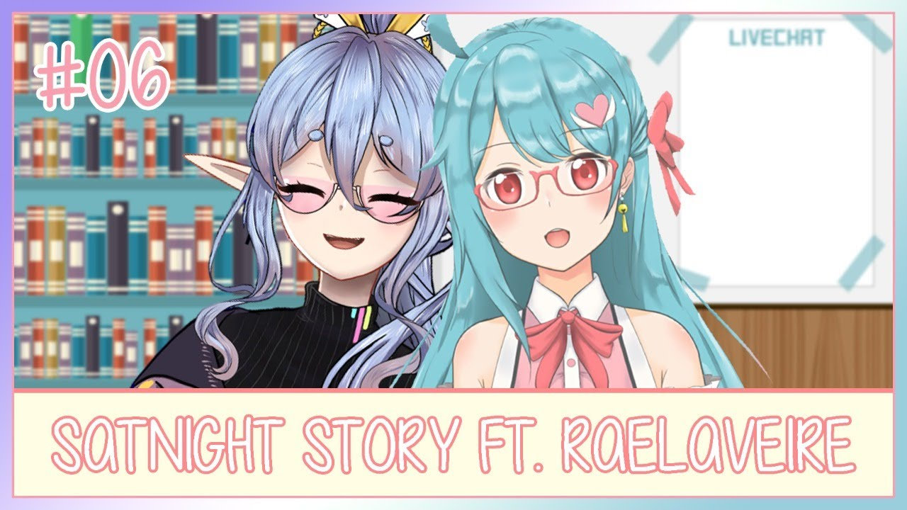Read a Japan Story from Indonesia ft. Raelaveire 【SatNight Story #06】
