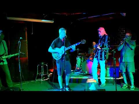 Gypsy! Wild at Harp Tuesday Blues Day Jam ~ Matthias Huth & Friends   582018