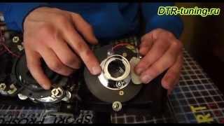 Видео-обзор тюнинговой оптики на ВАЗ 2110, 2111, 2112 с ДХО