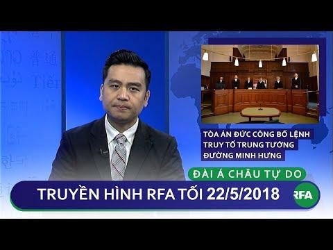 Tin tức thời sự: Tòa án Đức công bố lệnh truy tố Trung tướng Đường Minh Hưng