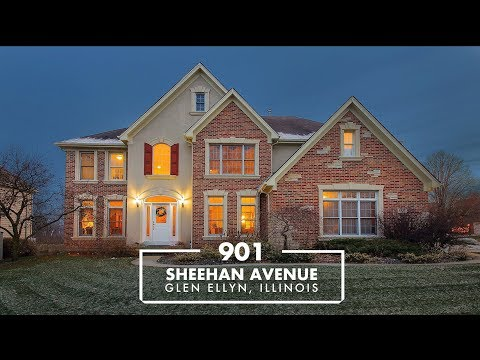 Welcome to 901 Sheehan Ave, Glen Ellyn, IL 60137 | Presented by Joe Champagne