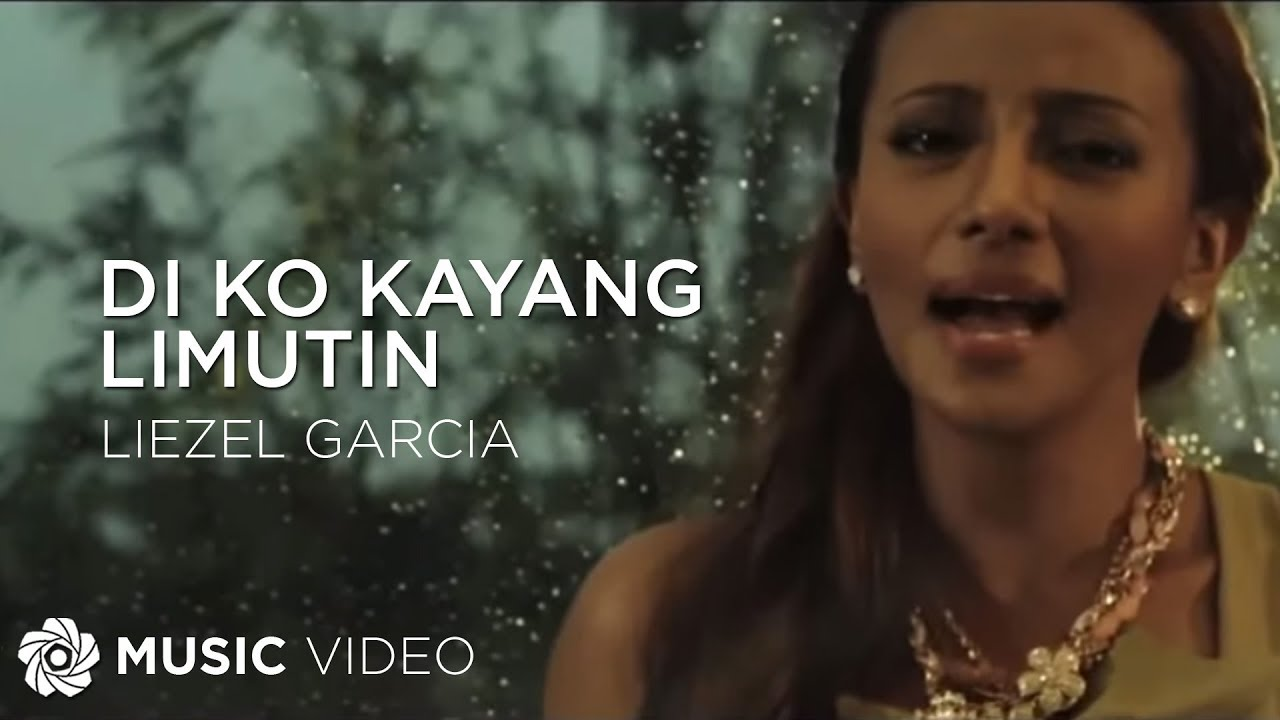 Liezel Garcia - Di Ko Kayang Limutin (Official Music Video)
