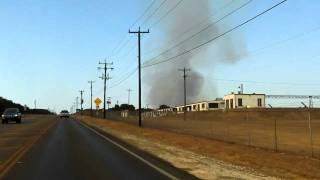 Fire In Leon Springs Tx,