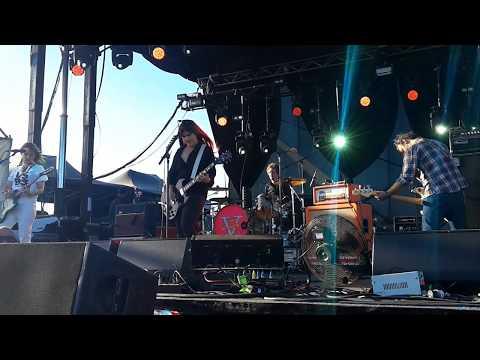 Veruca Salt - Benjamin (clip) - A Day on the Green, Geelong VIC Australia 11/03/2018
