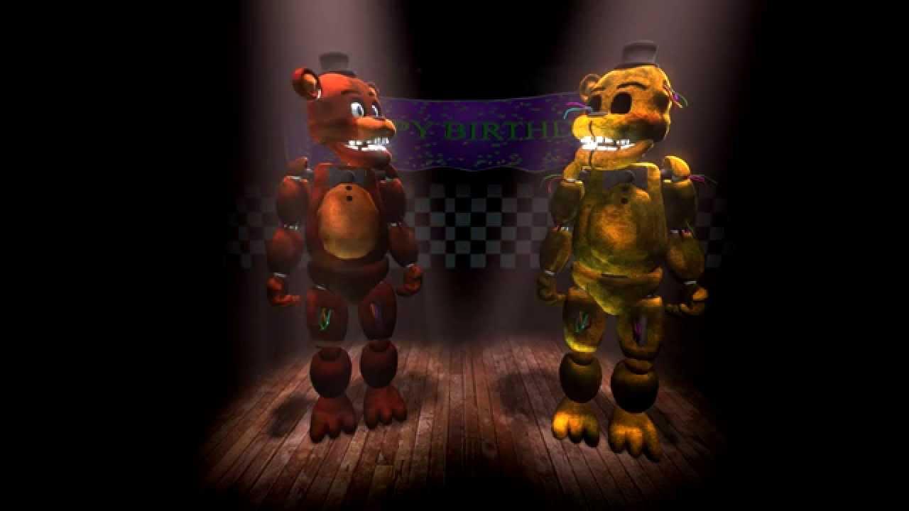 SFM - Five Nights at Freddy's 2 GMOD Animation