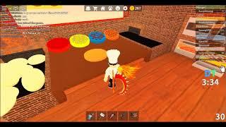 Roblox trabalho em um lugar pizza 2. rész: cochilo fogo Egy!