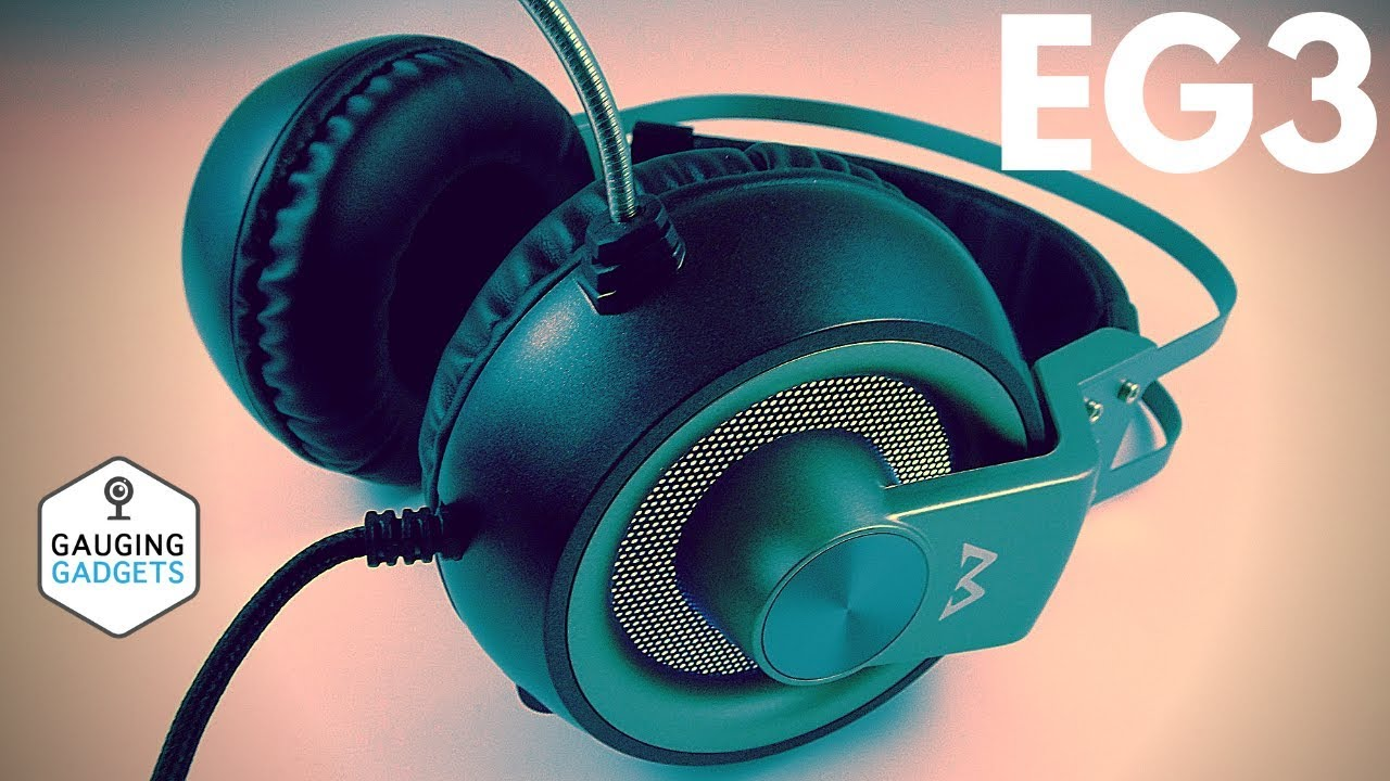 Mpow EG3 Gaming Headset Review - Mpow Gaming Headphones