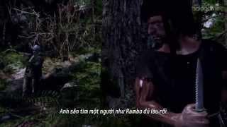 [Vietsub] Rambo: The Video Game - Reveal Trailer [1080p]