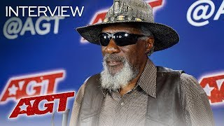 Interview: Robert Finley Recalls His Favorite Memory From AGT! - America's Got Talent 2019