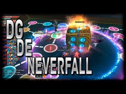 PWI - Perfect World: Guia da Nova DG de Neverfall Dawlight Halls modo Deicide - DDH