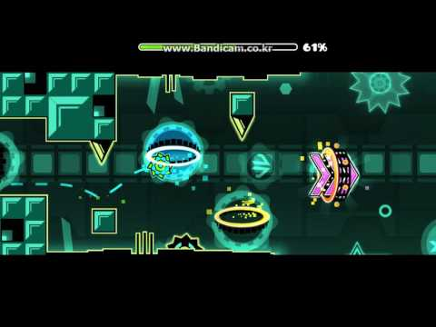 Geometry Dash - Fusion Bolt (Medium Demon) by Skitten