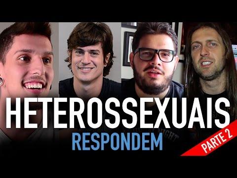 HÉTEROS RESPONDEM  2 - Põe na Roda
