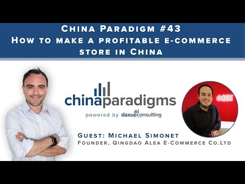 China Paradigm 43: How to make a profitable eCommerce store in China