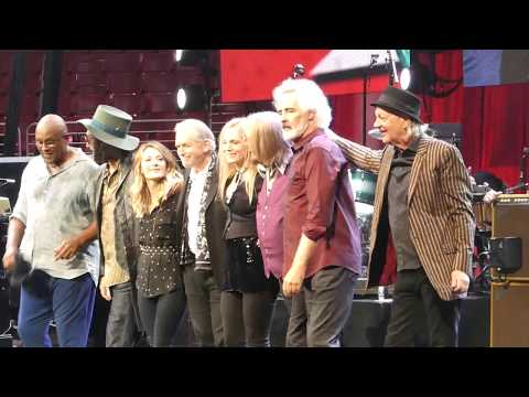 """American Girl"" Tom Petty & The Heartbreakers@Wells Fargo Center Philadelphia 7/1/17"