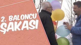 Mustafa Karadeniz -2. baloncu şakası yine zirve yapacak