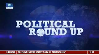 Political Roundup: Senate Passes 2019-2021 MTEF |Politics Today|