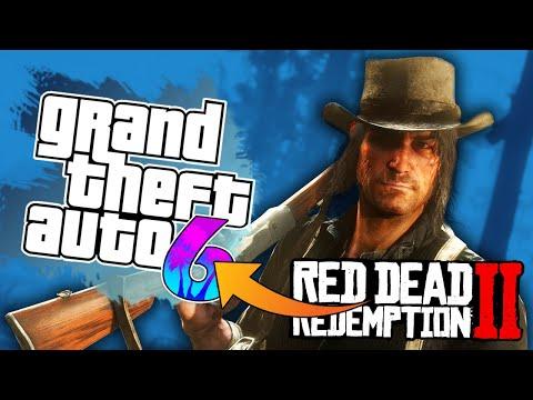 GTA 6: O QUE A ROCKSTAR APRENDEU COM RED DEAD REDEMPTION 2? - Parte 2 thumbnail