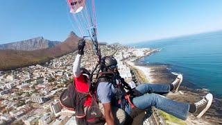 Capetown Paragliding Adventure