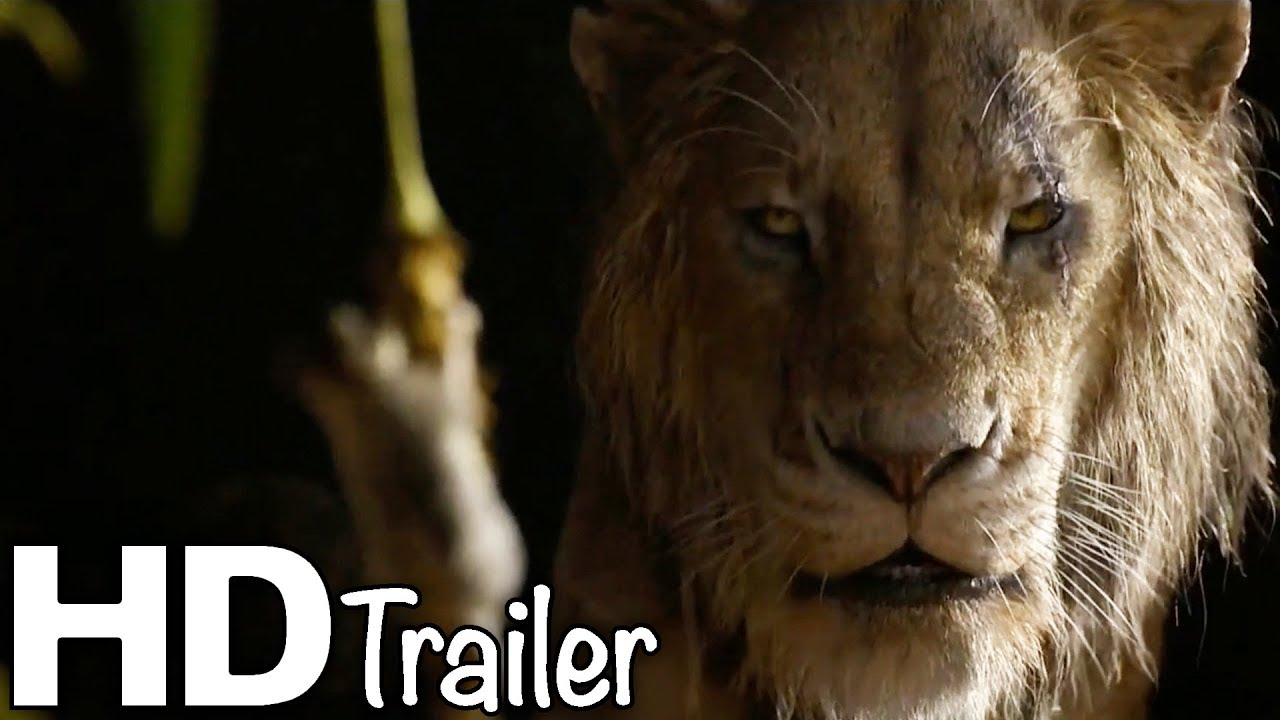 The Lion King Scar Be Prepared Speech To Hyenas Trailer 2019 Hd Youtube
