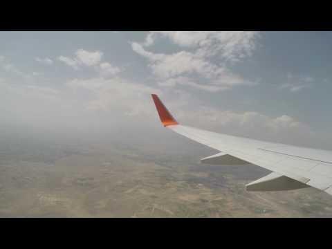 Aeroflot SU 1861 Departure From Yerevan (EVN)