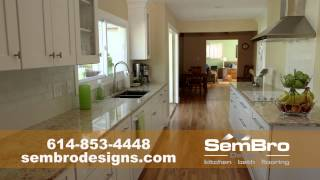 Kitchen And Bathroom Remodeling | Columbus Oh | Sembro Designs