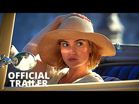 REBECCA Official Trailer (NEW 2020) Lily James, Romance, Drama Movie HD