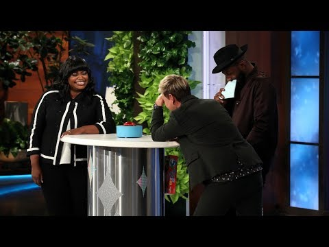 Octavia Spencer Plays by Her Own 5 Second Rules