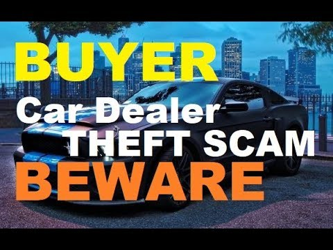 "BUYER BEWARE of Car Dealer ""Theft Protection,"" VIN etch, Auto Window Etching Scam"