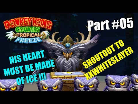 MY FIRE IS BURNING AT IT'S BRIGHTEST !!! - Donkey Kong Country Tropical Freeze (Switch) Part #05