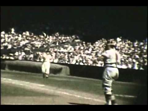 Boston Red Sox 6 Kansas City Athletics 2 -- July 17 1958 Fenway Park