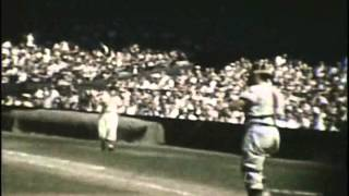 Boston Red Sox 6 Kansas City Athletics 2 -- July 17 1958 Fenway Park