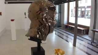 New Ceramics Sculptures from Darko Golija