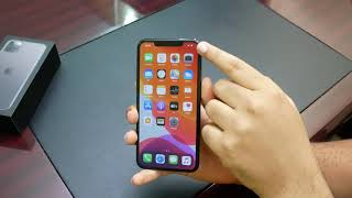 iPhone 11 Pro Max It Dual SIM ( how the Dual SIM iPhone works°)