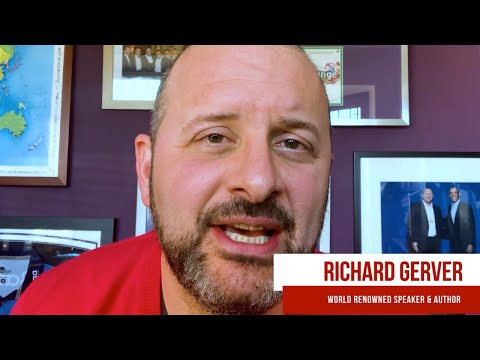 Business Not As Usual - Richard Gerver