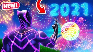 The NEW YEARS EVENT in Fortnite!