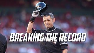 MLB | Breaking the Record (Hitting)