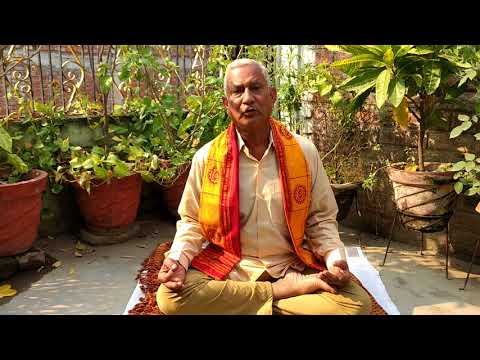Amazing effects of Yogic Breathing by Yog Guru G.S. Koshta