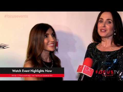 Focus Events Presents  25th Annual LA Music Awards Finale  Danielle Bisutti