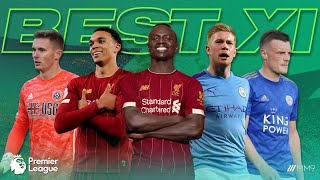 Premier League Team of the Year 2020 | BEST XI