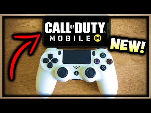 how-to-play-call-of-duty-mobile-with-a-ps4-/-xbox-one-controller!-(play-cod-mobile-with-controller)