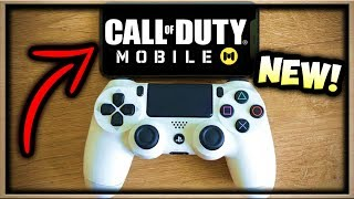 How To Play Call Of Duty Mobile With A Ps4 / Xbox One