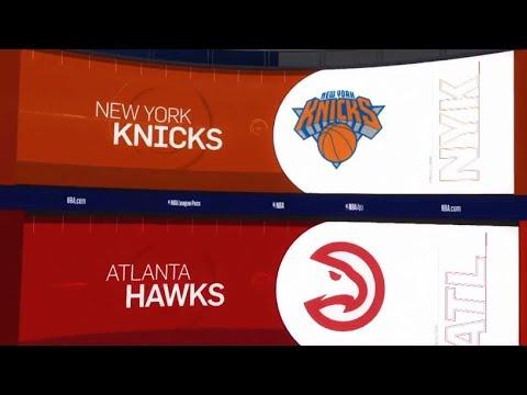 Atlanta Hawks vs New York Knicks Game Recap | 2/14/19 | NBA
