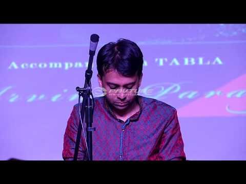 Part 1: Sameep Kulkarni in Abudhabi, UAE performing for SPIC MACAY