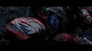 Начало фильма. Смерть красного рейнджера. Могучие рейнджеры.